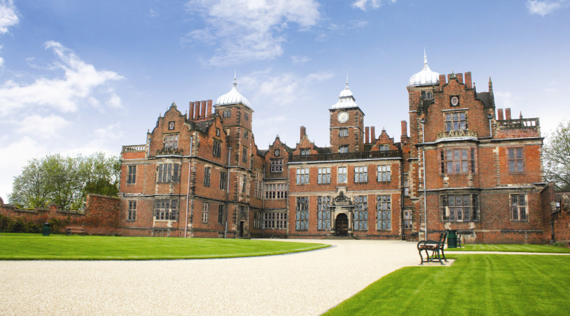 The delights of Aston Hall