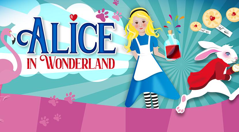 Alice in Wonderland for Christmas