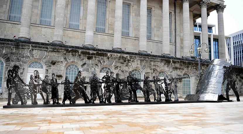 New public art celebrates Birmingham's diversity