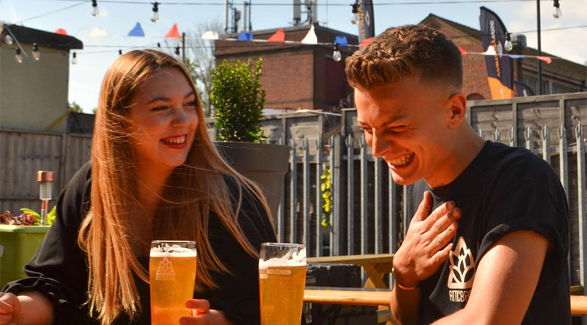 Attic Brew Co's Taproom named as Best Pub & Bar in West Midlands