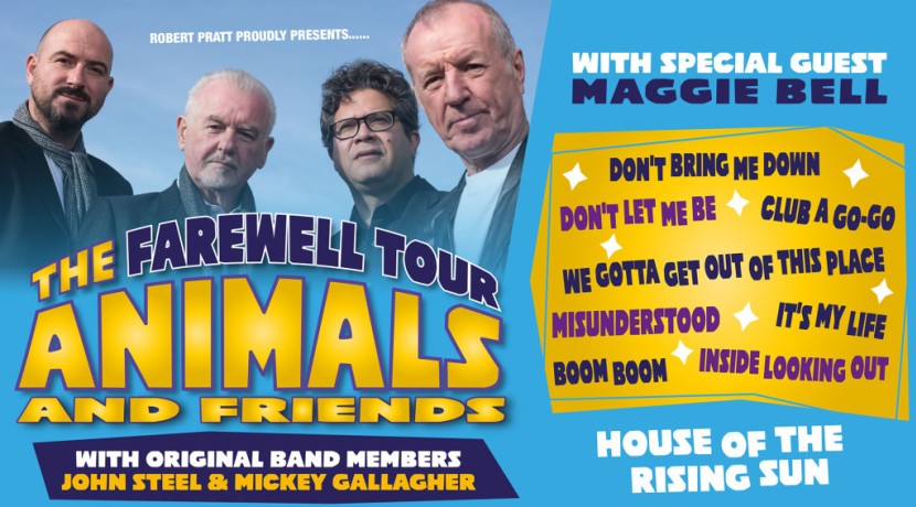 Animals and Friends Farewell Tour