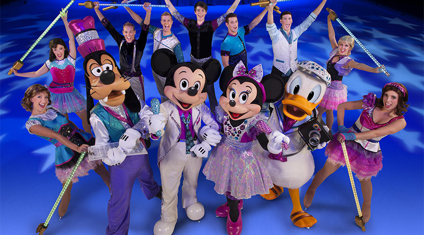 Disney On Ice skates back into the Midlands this autumn