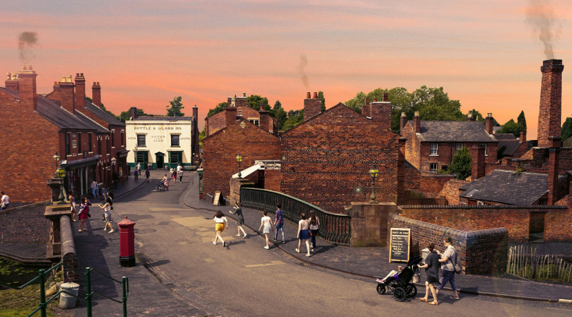 Enjoy Black Country Living Museum for a fiver this summer