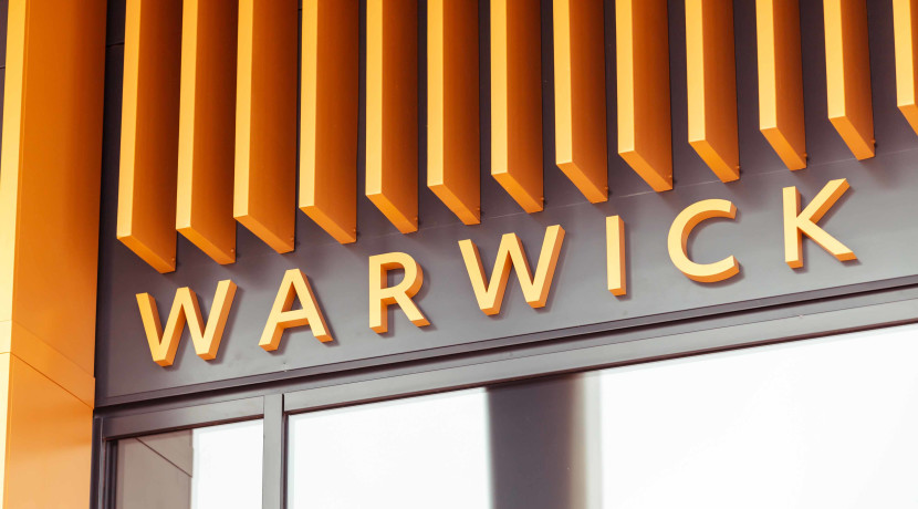 Welcome back, Warwick Arts Centre