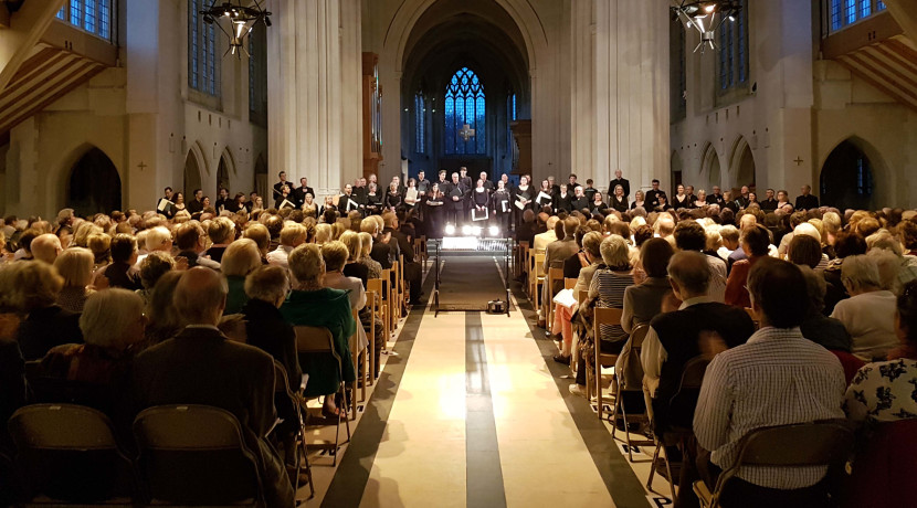 Ex Cathedra: Beethoven's Funeral