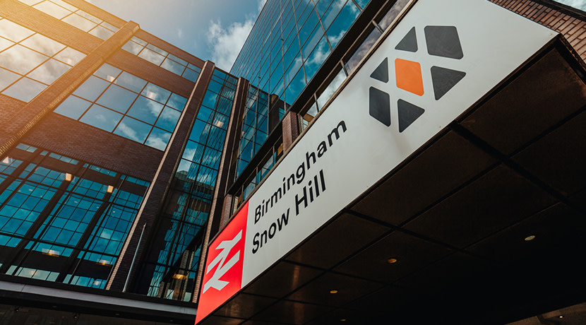 Colmore BID launches campaign to adopt Snow Hill Station