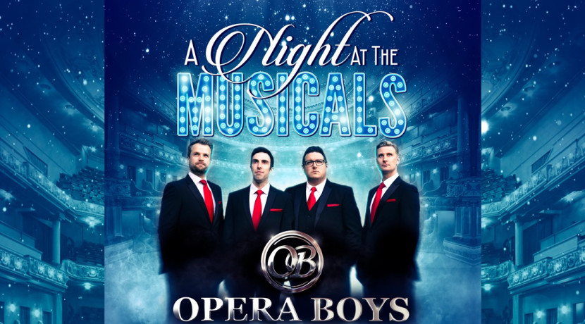 Opera Boys: A Night At The Musicals