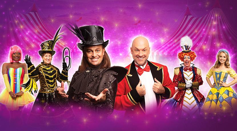 Birmingham Hippodrome announce cast for Goldilocks and the Three Bears