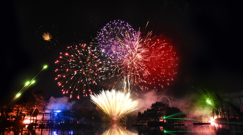 Drayton Manor Park's Fireworks Extravaganza is back