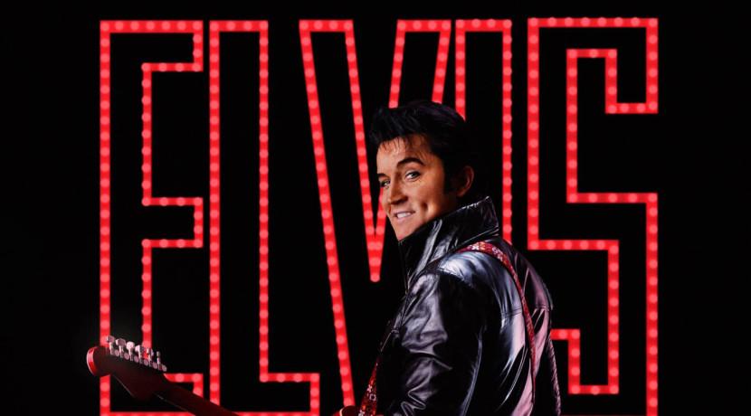Ben Portsmouth Is Elvis