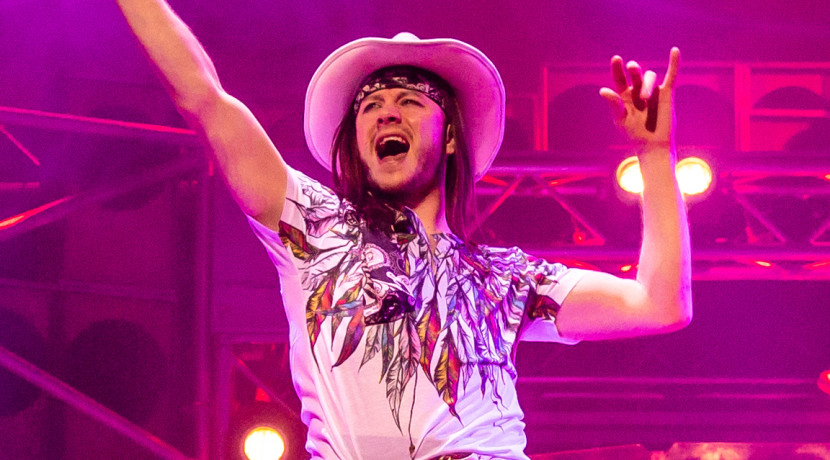 REVIEW: Top marks for Rock of Ages at The Alexandra