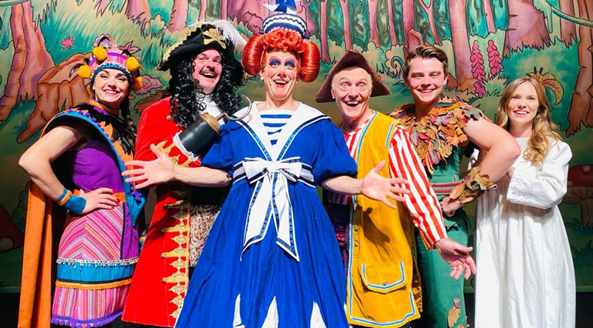 Cast of Theatre Severn panto unveiled