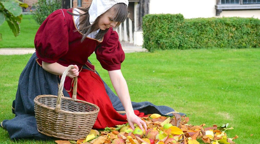 Celebrate the Great British apple at Blakesley Hall