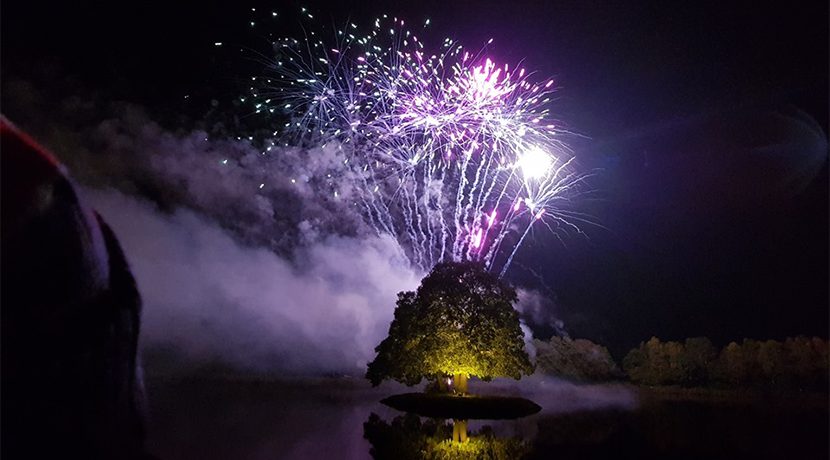 Bonfire and firework extravaganza to take place at Alderford Lake