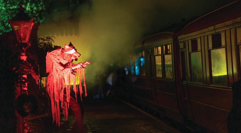 Scream Train