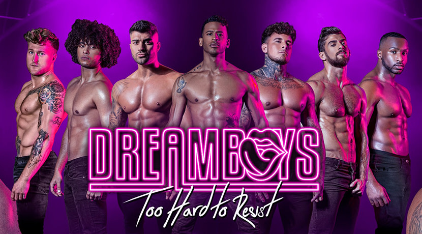 Dreamboys return to Theatre Severn this October