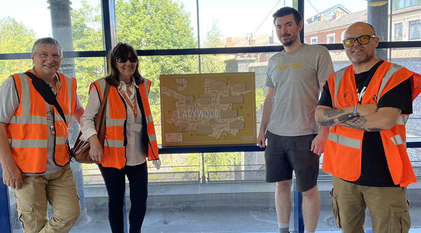 Rail passengers on track to discover city's musical roots with new community project