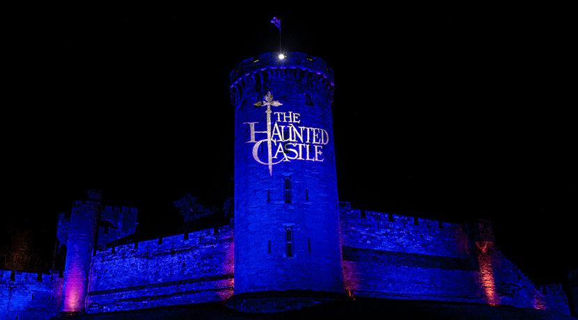 The Castle After Dark returns to Warwick Castle for Halloween