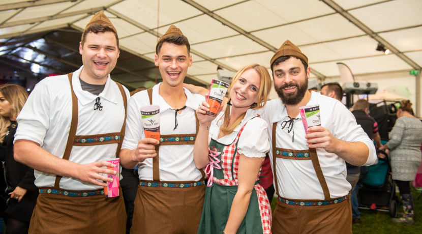 Counting down to Shropshire Oktoberfest