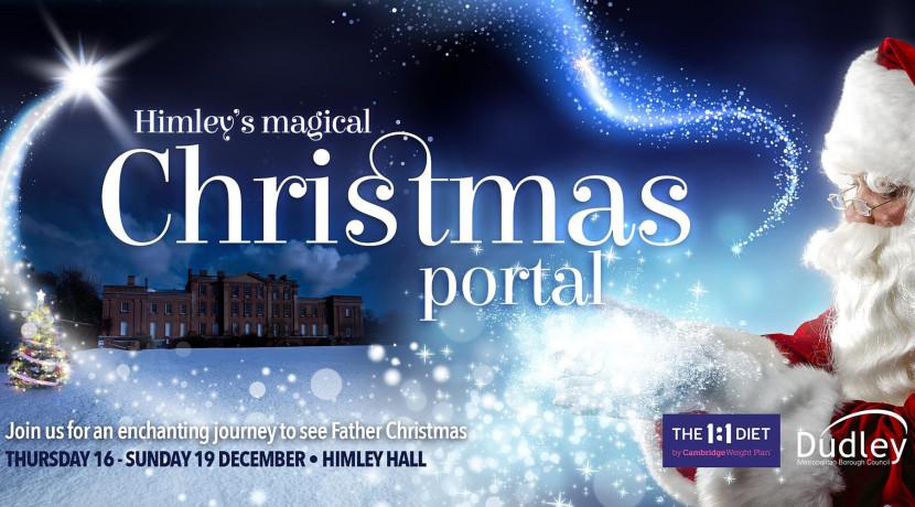 Himley Hall announce Christmas event