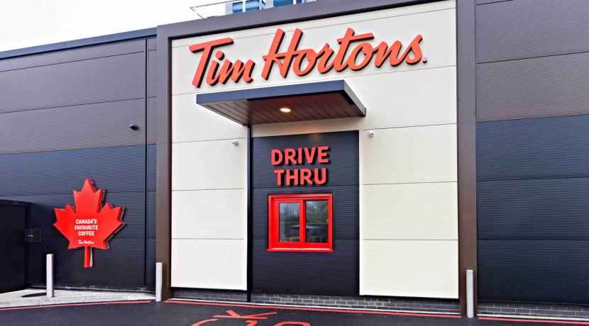 Tim Hortons announce opening date for Wolverhampton drive-thru restaurant