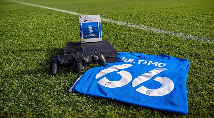 Birmingham City Football Club launch FIFA22 tournament with cash prizes