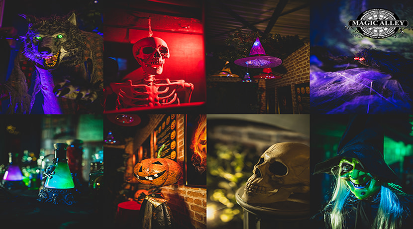 Magic Alley to host four spooktacular Halloween events