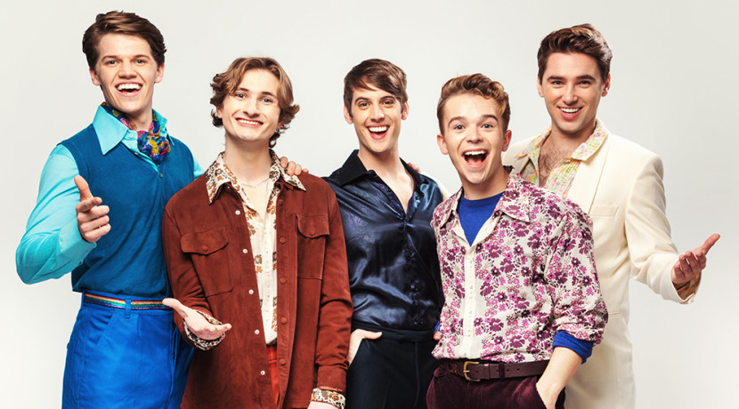 Lead casting announced for The Osmonds: A New Musical