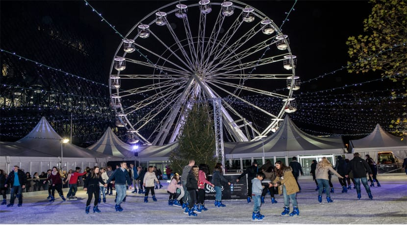 Ice Skate Birmingham and Birmingham Big Wheel are returning for 2018