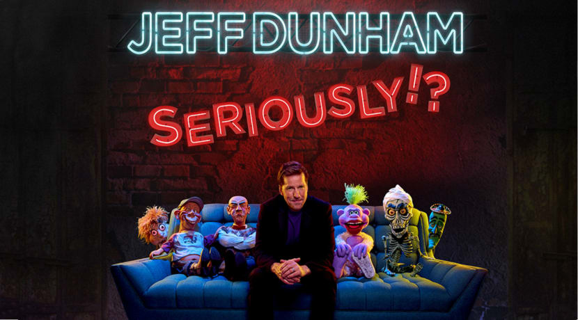 Record-breaking comedy star Jeff Dunham to visit the Midlands in 2021