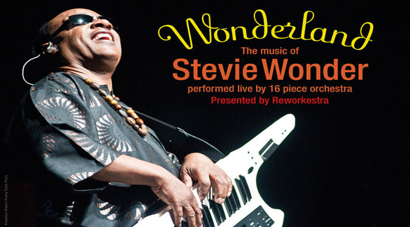 Stevie Wonder: The hits performed by 16-piece Orchestra