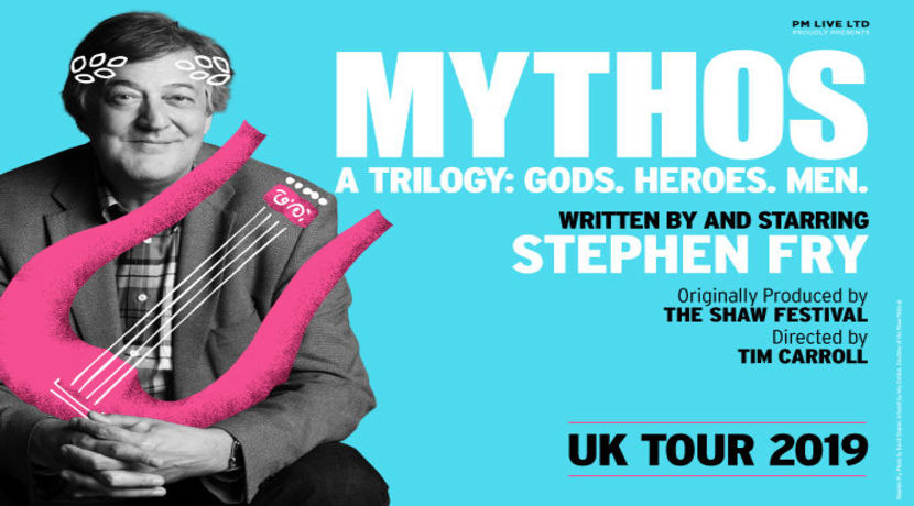 Stephen Fry - Mythos: A Trilogy