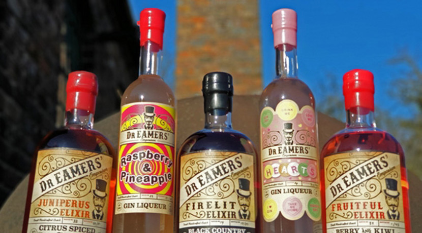 Dr Eamers' – Gin Tasting