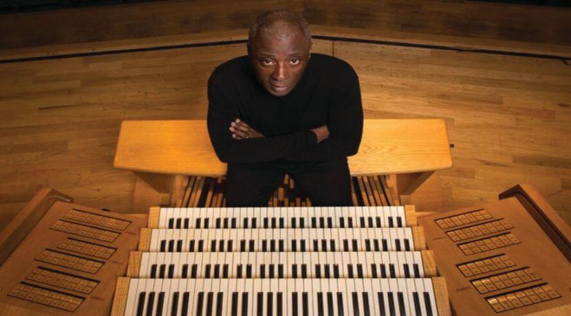 Lunchtime Organ Concert: Wayne Marshall