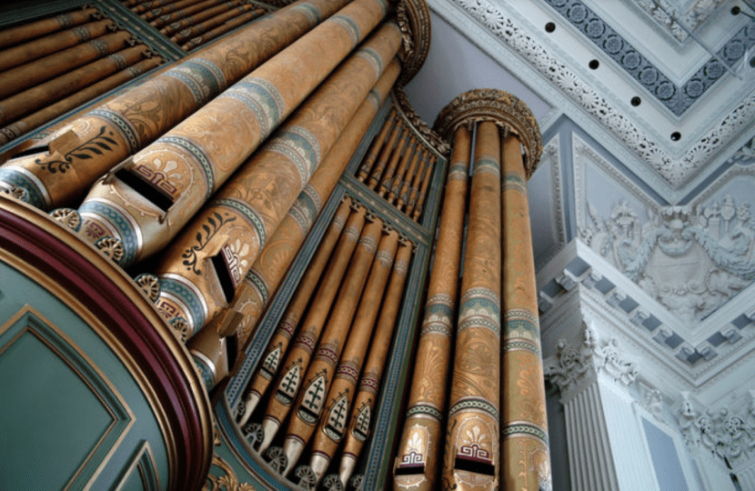 Lunchtime Organ Concert - Thomas Trotter