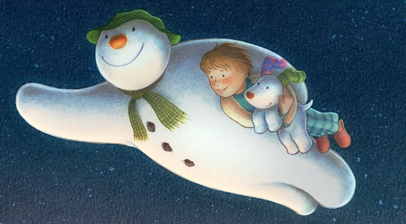 The Snowman & The Snowman and the Snowdog