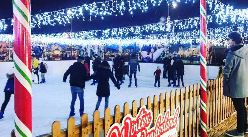 Winter Wonderland Stoke-on-Trent