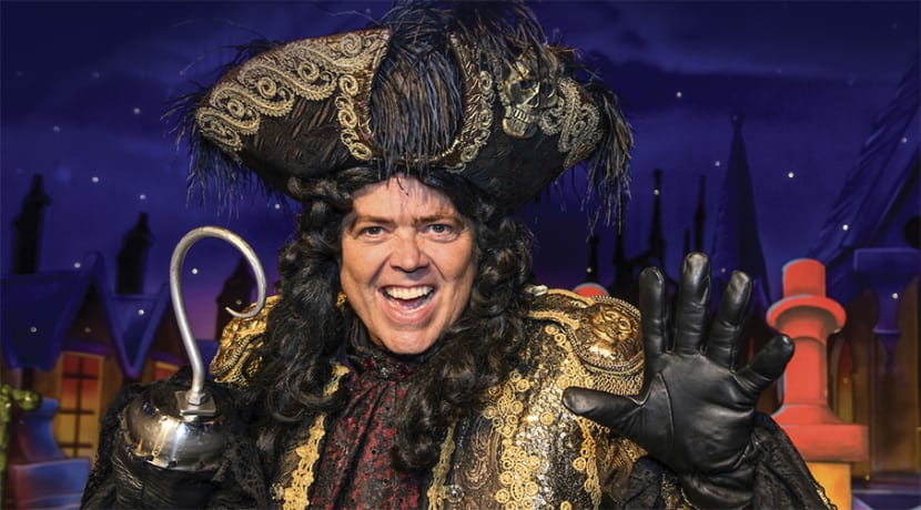 Jimmy Osmond on why he is hooked playing the panto baddie