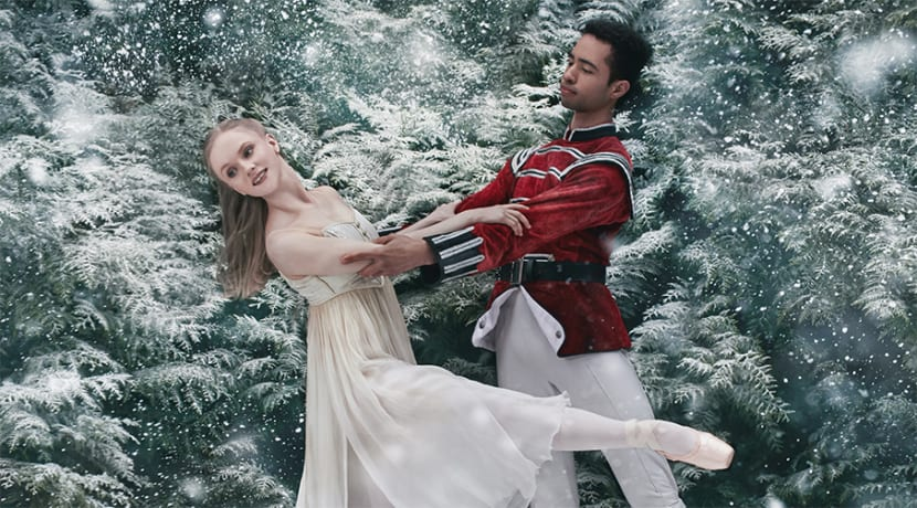 Sir Peter Wright's festive classic The Nutcracker returns to the Hippodrome