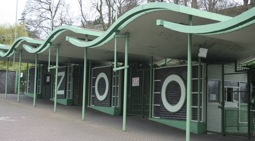 Dudley Zoo closes to the public