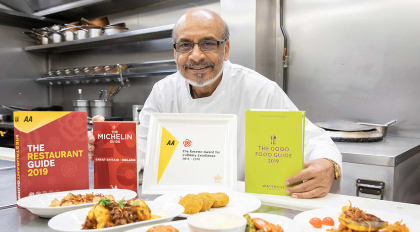 Bilash puts Wolverhampton on the culinary map with four major food listings