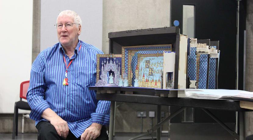 Terry Parsons reflects on his 50 years in the business
