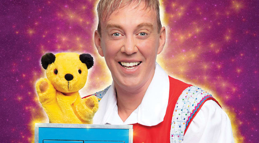 Sooty gets ready to weave his magic in Wolverhampton