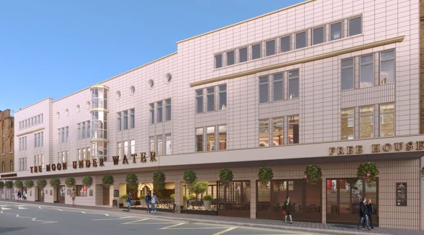 National museum part of £7m city Wetherspoon plan