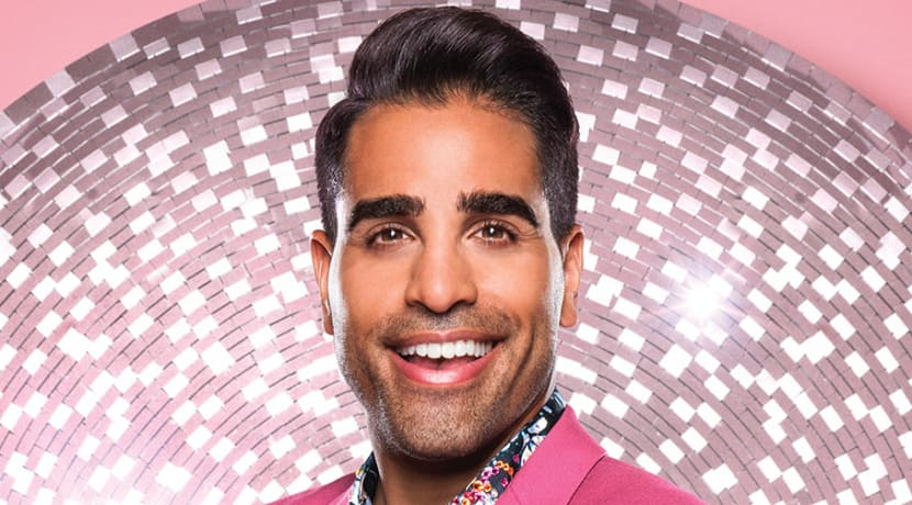 Dr Ranj Singh talks about his Strictly experience