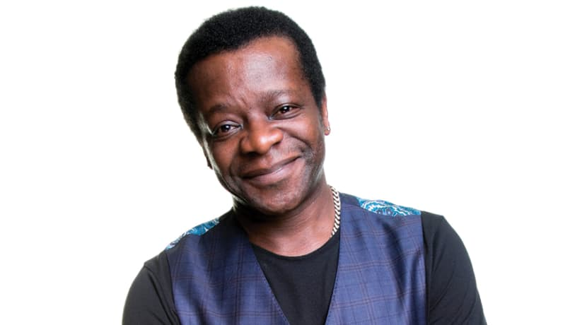 Stephen K Amos brings the laughs to Coventry