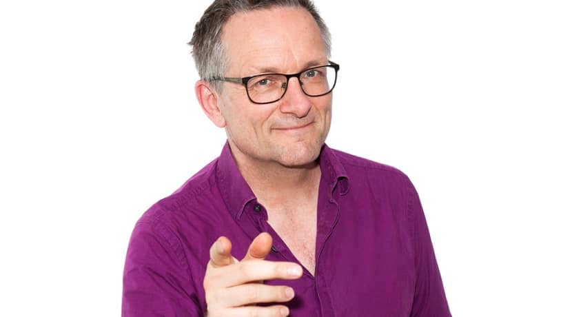 Tickets to Dr Michael Mosley Trust Fast Health