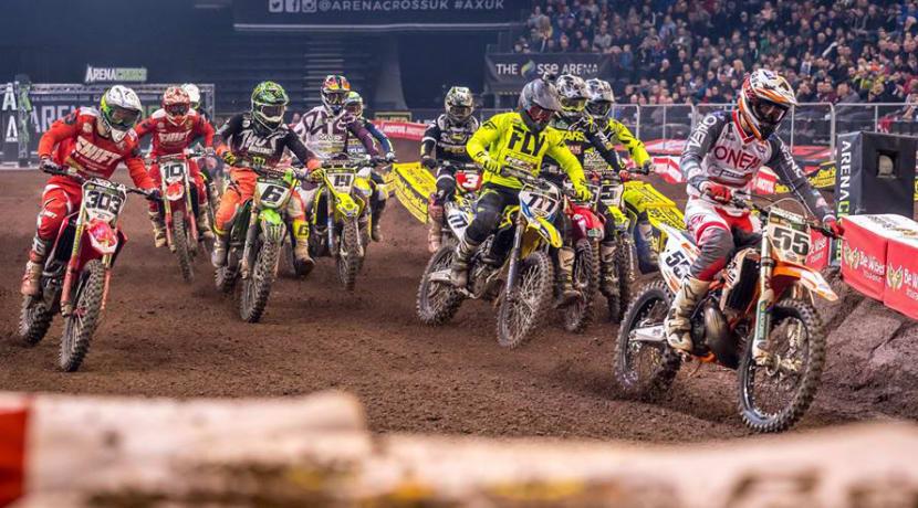 Arenacross 2019