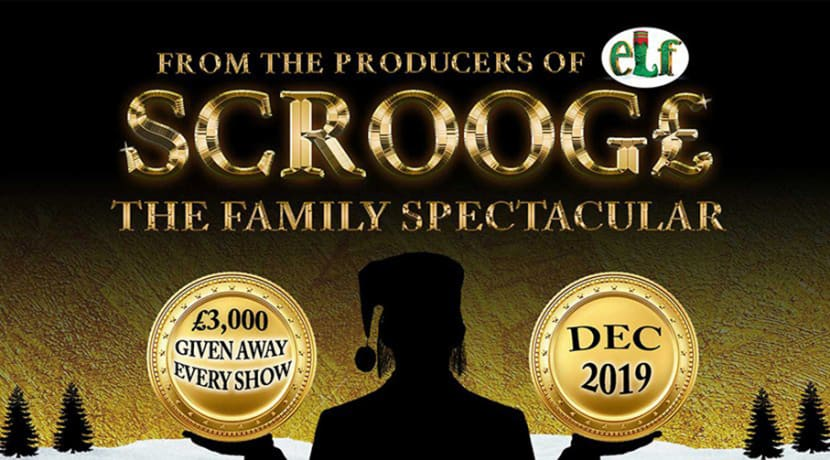 Scrooge - A Family Spectacular