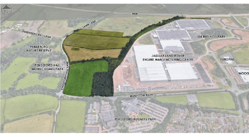 Green light for extension at major Midlands business park
